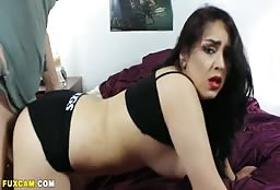Big Titted Teen Sister Rides Her Brother In His Bedroom