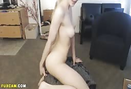 Sexy Asian Cam Model Stuffing Her Hot Wet Pussy With A Dildo