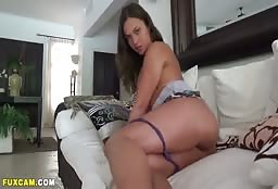 Exotic Australian Escort Girl Playing With Her Pussy